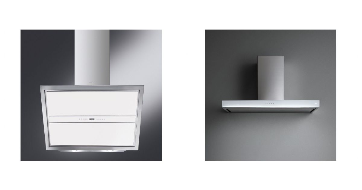 comparatif smeg kcvb9b vs falmec blade murale 90 blanc hottes. Black Bedroom Furniture Sets. Home Design Ideas