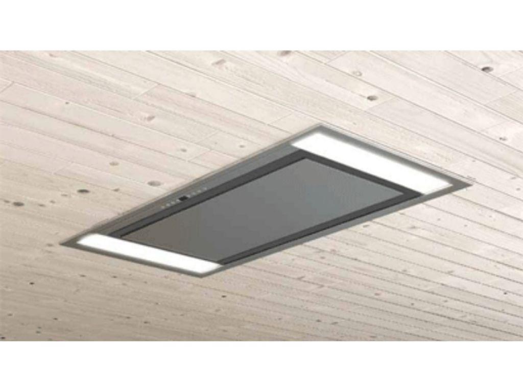 ... Design Hotte Plafon : Roblin Inspiration/4 1400 Sans Moteur | Hottes ...