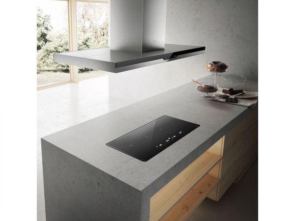 comparatif aeg dib5160hm vs elica meteorite island ix a 120x60 hottes. Black Bedroom Furniture Sets. Home Design Ideas