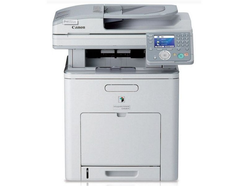 Canon imageRUNNER C1021iF