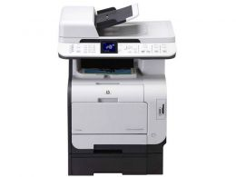 HP Color LaserJet CM2320fxi photo 1