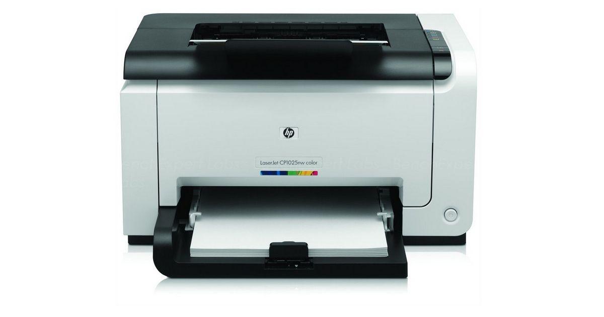 imprimante hp laserjet cp1025 color