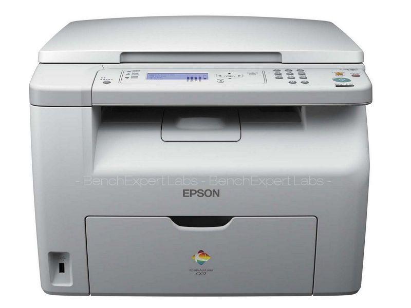 EPSON AcuLaser CX17