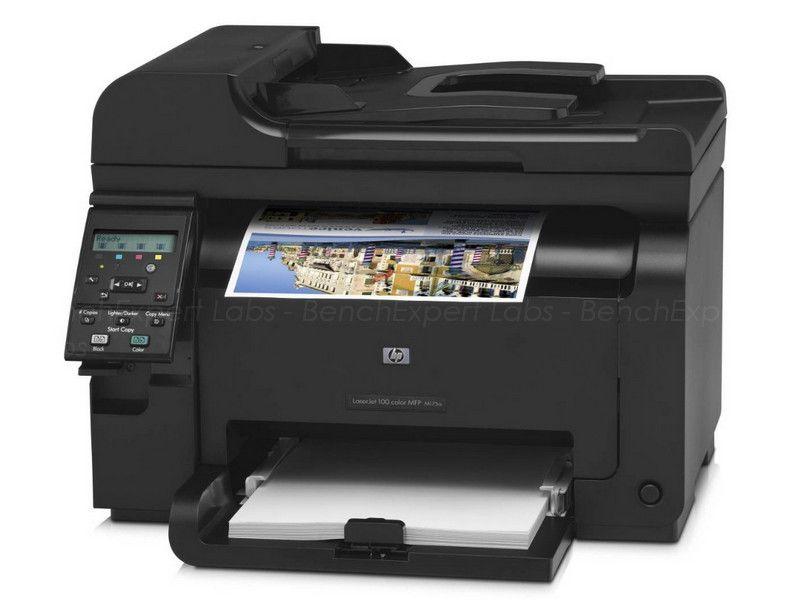 HP LaserJet Pro Color 100 M175nw