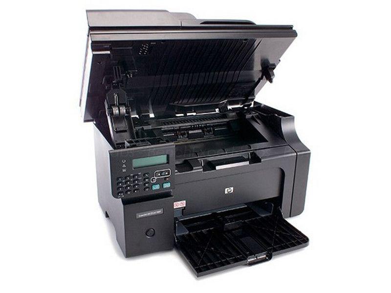 imprimante laserjet m1212nf mfp