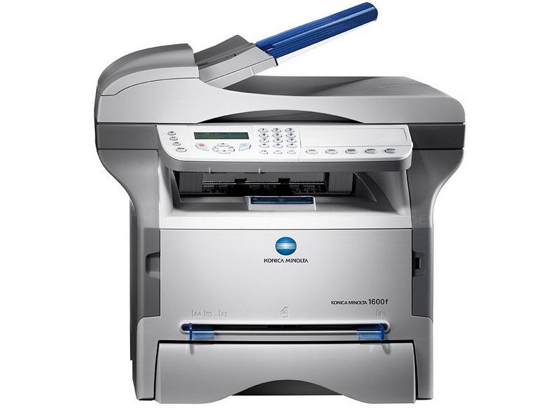 Konica Minolta business hub 1600f