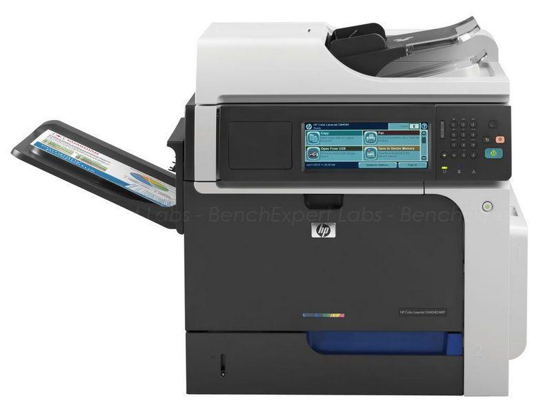 HP LaserJet Enterprise CM4540