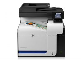 HP LaserJet Pro 500 color MFP M570dn photo 1