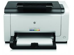 HP LaserJet Pro Color CP1025 photo 1