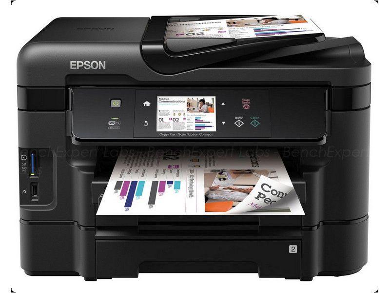 Epson WorkForce WF-3540DTWF