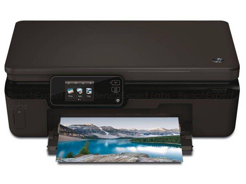 hp photosmart 5520 e all in one imprimantes. Black Bedroom Furniture Sets. Home Design Ideas