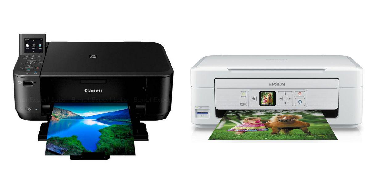 comparatif canon pixma mg4250 vs hp deskjet 3720 aio imprimantes. Black Bedroom Furniture Sets. Home Design Ideas