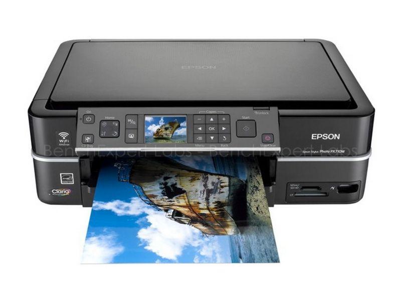 EPSON Stylus Photo PX710W