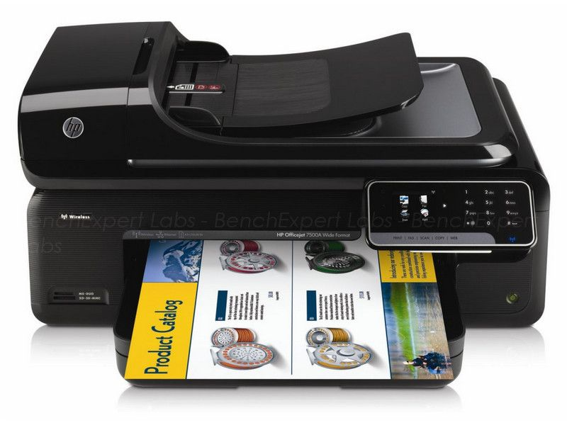 HP Officejet 7500A e-All-in-One E910a