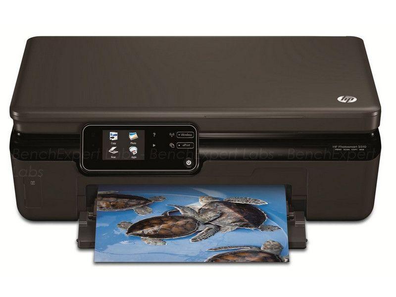 HP Photosmart 5510 e-All-in-One