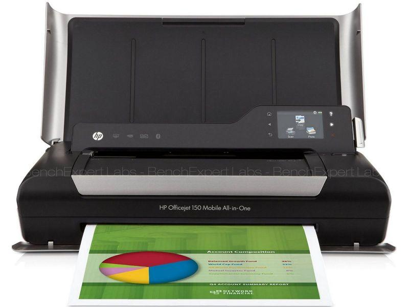 HP Officejet 150 Mobile tout-en-un