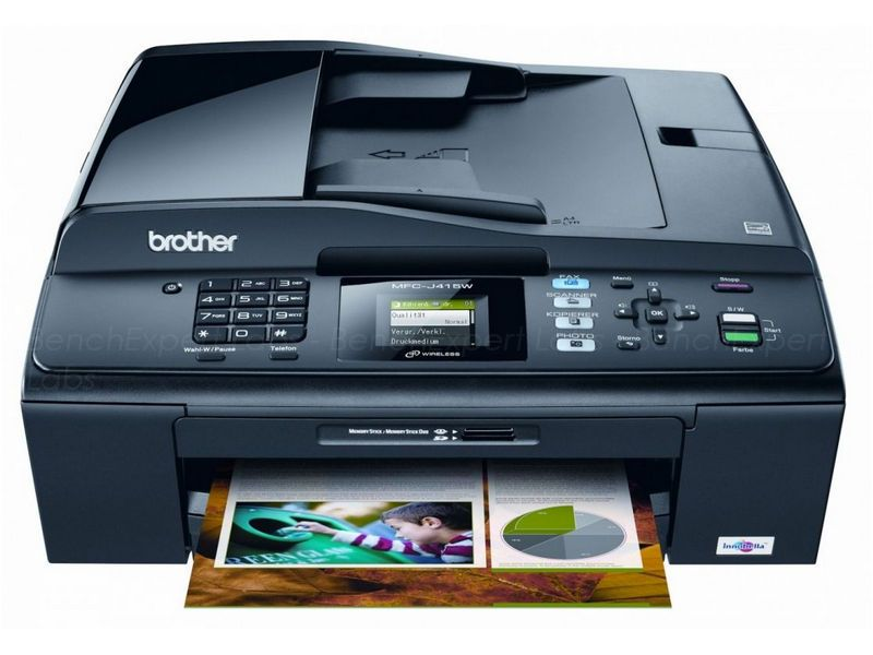 Brother DCP-J415W