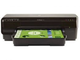 HP OfficeJet 7110 Wide Format ePrinter photo 1