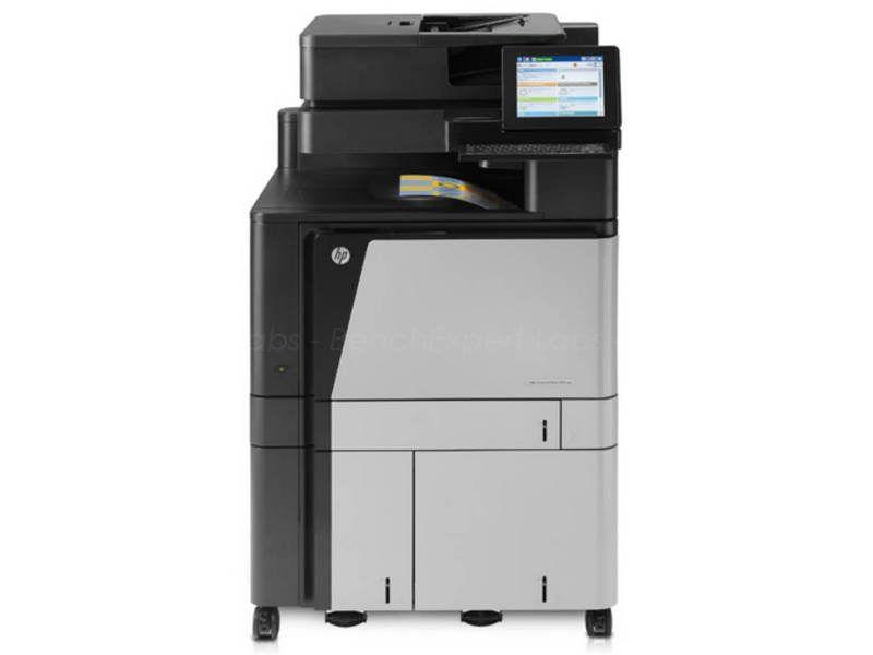 HP Color LaserJet Enterprise flow M880z+