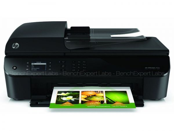 comparatif hp officejet 4630 e all in one vs hp envy 4527. Black Bedroom Furniture Sets. Home Design Ideas