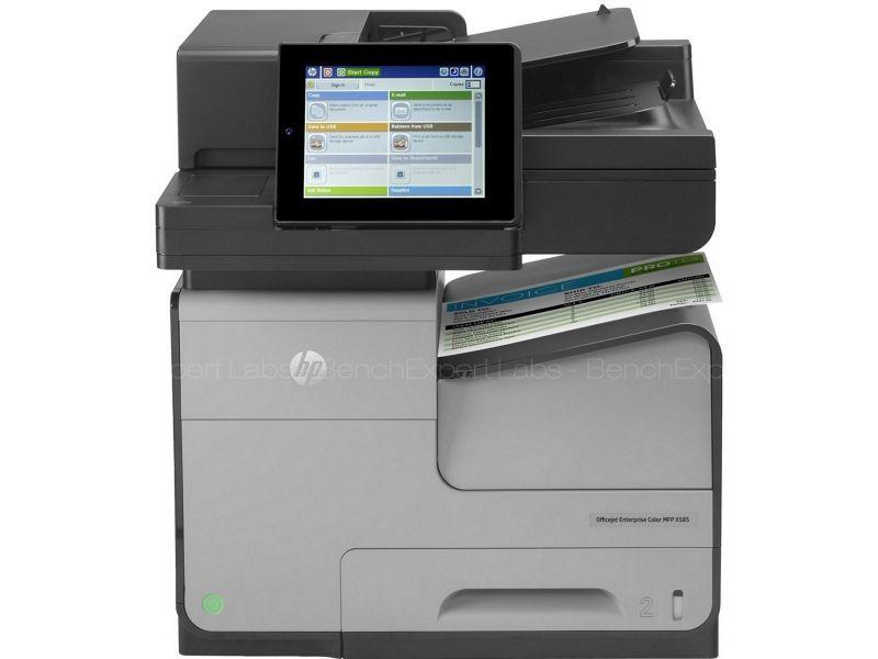 HP Officejet Enterprise Color MFP X585dn