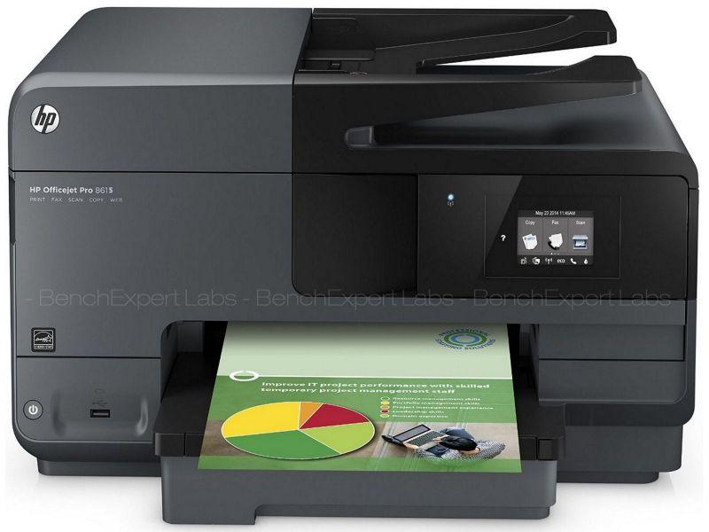 HP Officejet Pro 8615 e-All-in-One