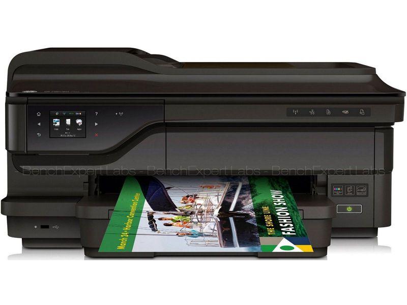 HP Officejet 7612 Wide Format eAiO