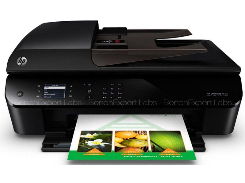 HP Officejet 4632 e-All-in-One