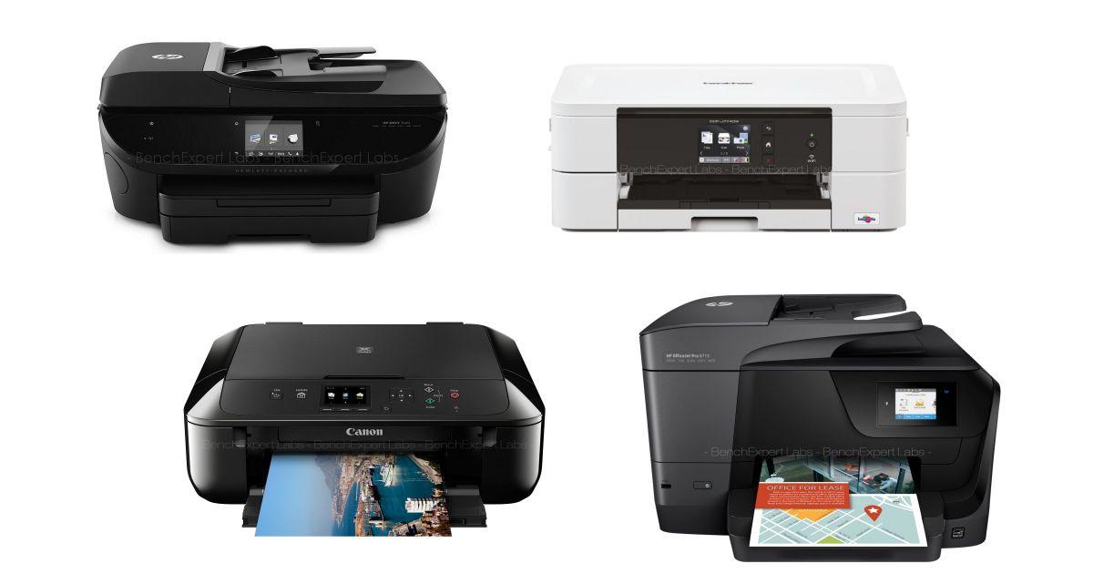 comparatif hp officejet 5740 e all in one vs brother mfc j491dw imprimantes. Black Bedroom Furniture Sets. Home Design Ideas
