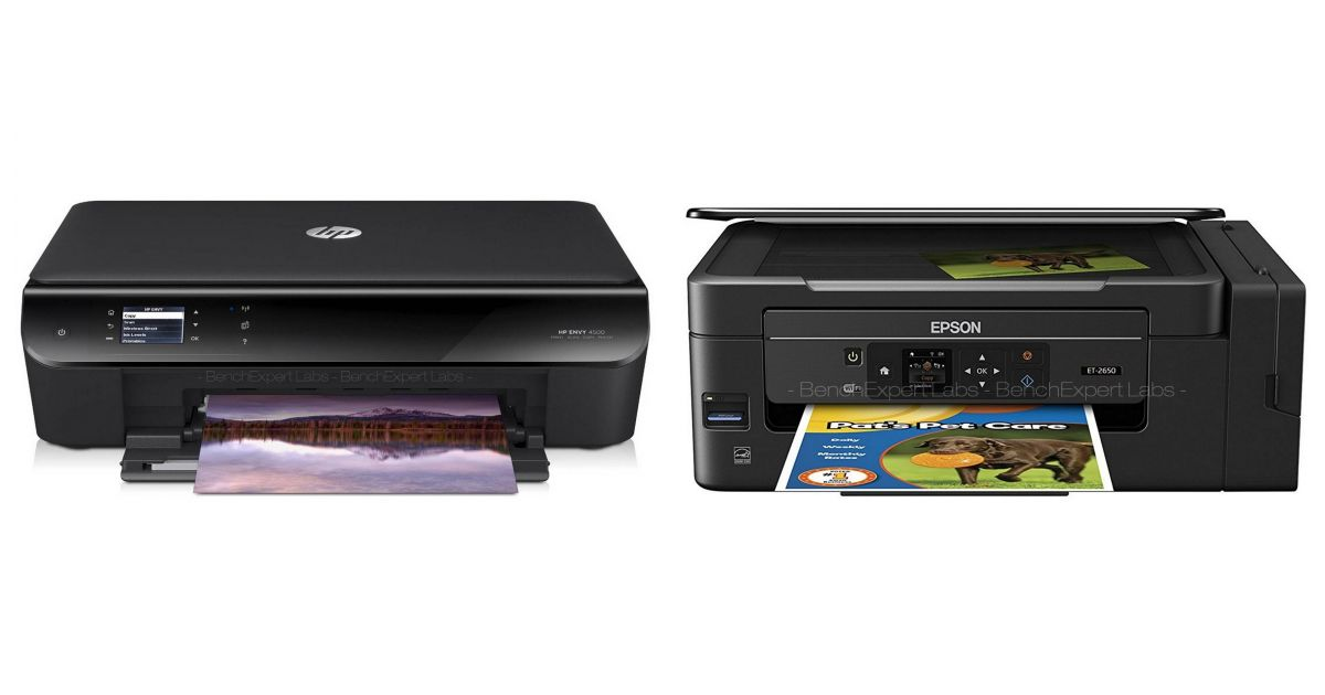 comparatif hp envy 4507 eaio vs hp envy photo 6230 aio printer imprimantes. Black Bedroom Furniture Sets. Home Design Ideas