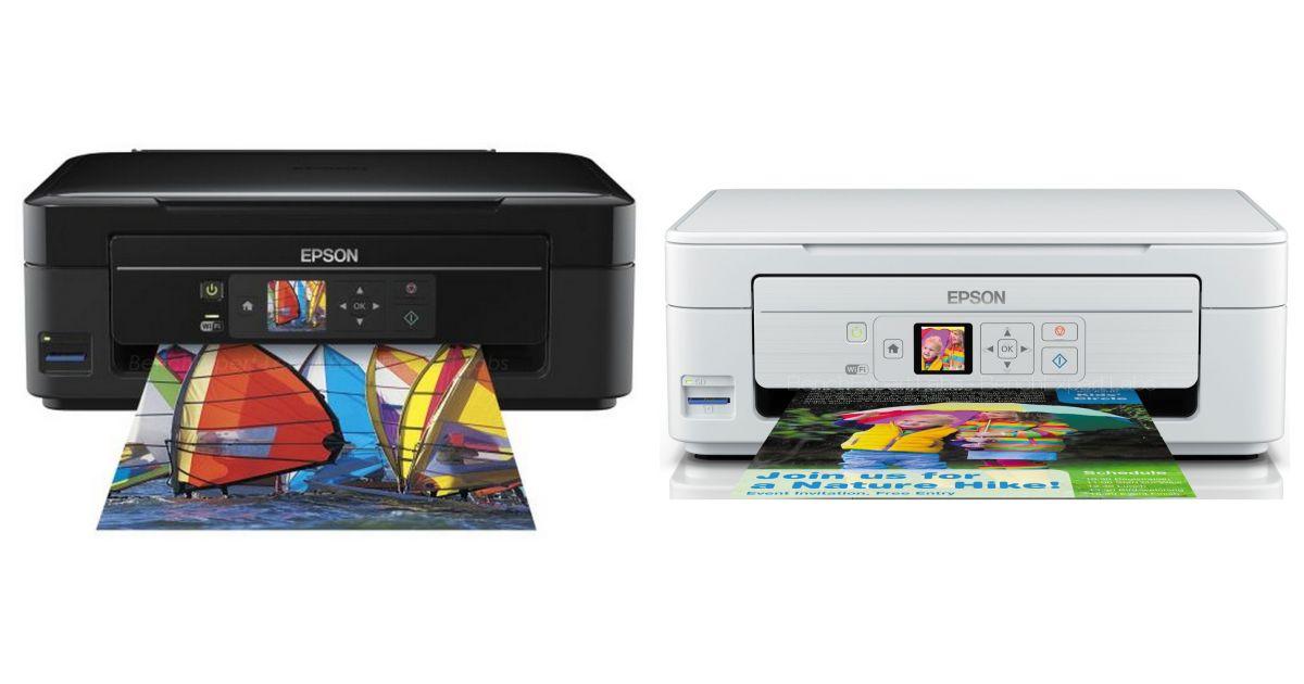 comparatif epson expression home xp 305 vs hp envy photo 6230 aio printer imprimantes. Black Bedroom Furniture Sets. Home Design Ideas