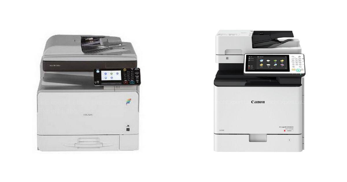 Ricoh Mp C305sp Imprimantes