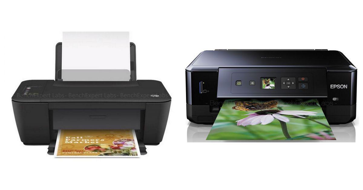 comparatif hp deskjet 2549 vs epson expression home xp 435 imprimantes. Black Bedroom Furniture Sets. Home Design Ideas