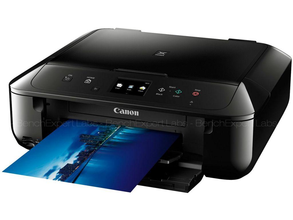 how to change wifi id on pixma printer