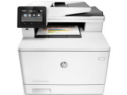 HP Color LaserJet Pro MFP M477fnw photo 1