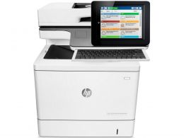 HP Color LaserJet Enterprise MFP M577c photo 1