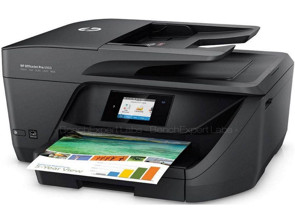 Hp Officejet Pro 6960 Imprimantes