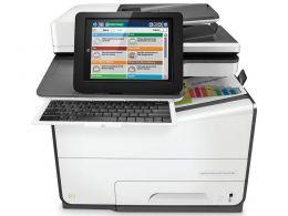 HP PageWide Enterprise Color MFP 586z photo 1