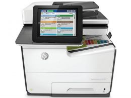 HP PageWide Enterprise Color MFP 586dn photo 1