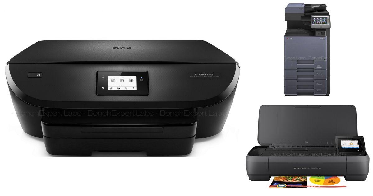 comparatif hp envy 5545 vs canon pixma ts5050 imprimantes. Black Bedroom Furniture Sets. Home Design Ideas