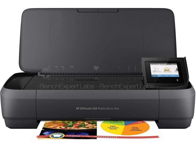 HP Officejet 250 Mobile tout-en-un