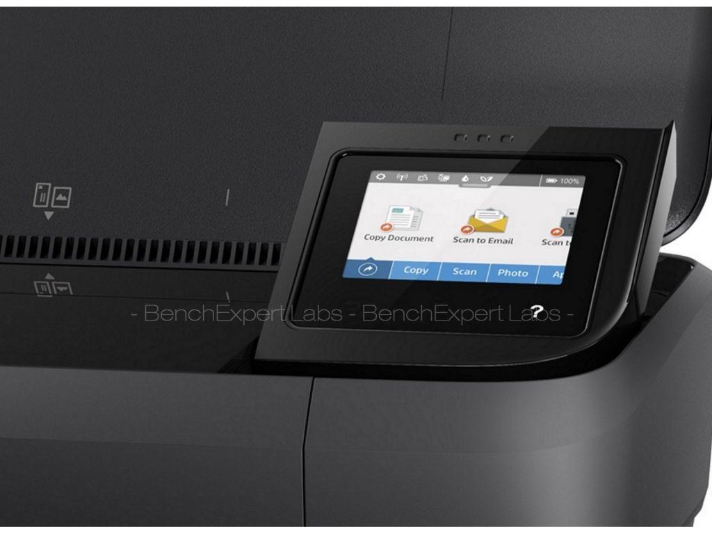 hp officejet 250 mobile tout en un imprimantes. Black Bedroom Furniture Sets. Home Design Ideas