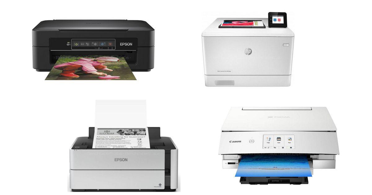 comparatif epson expression home xp 245 vs hp deskjet 2620 all in one printer imprimantes. Black Bedroom Furniture Sets. Home Design Ideas