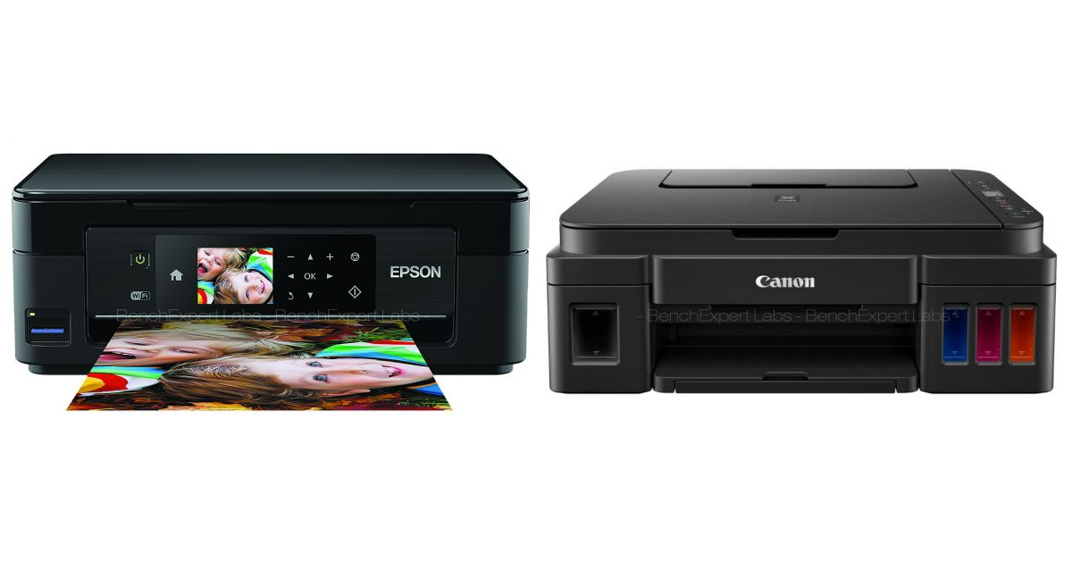 comparatif epson expression home xp 442 vs hp deskjet 3750 aio imprimantes. Black Bedroom Furniture Sets. Home Design Ideas
