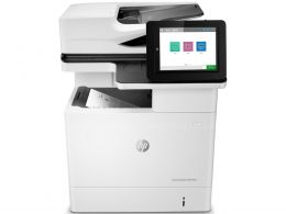 HP LaserJet Enterprise M631dn photo 1