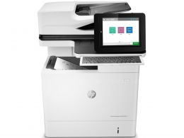 HP LaserJet Enterprise M631h photo 1