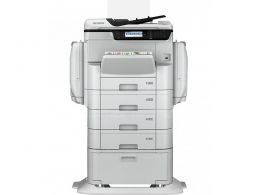 EPSON WorkForce Pro WF-C869RD3TWFC photo 1 miniature