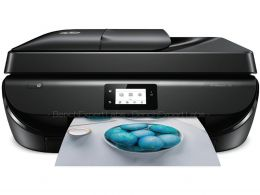 HP OfficeJet 5230 All-in-One photo 1