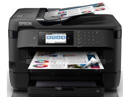 Epson WorkForce WF-7720DTWF photo 1