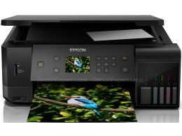 EPSON EcoTank ET-7700 photo 1 miniature